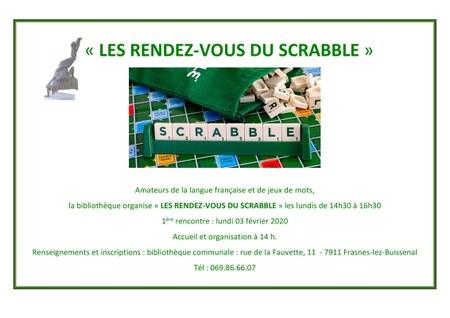 Les rendez-vous du Scrabble