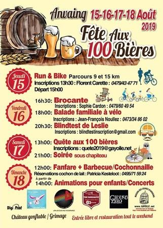 Fête aux 100 bières