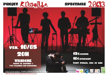 Spectacle « 2043 »
