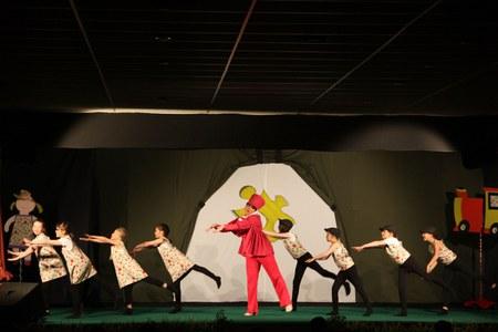 Stage créatif - Chante, bouge et danse...