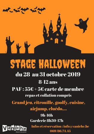 Vaniche : Stage Halloween