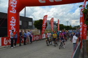 Départ du Tour de Wallonie (17/08/2020)