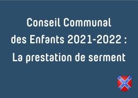 CCE 2021-2022 - Prestation de serment