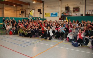Ladies Night au Hall Sportif