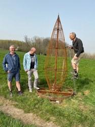 Deux chouettes projets dans le village de Montroeul-au-Bois