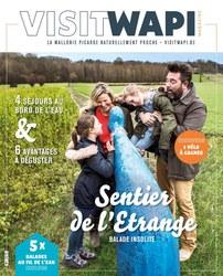 Nouveau : Visitwapi Magazine et Carte Attractions 2019