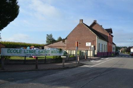 Ecole Libre Saint-Michel de Saint-Sauveur