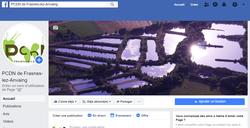 Nouvelle page Facebook pour le PCDN