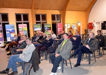 Semaine Wallonne Air Climat Energie : Une conférence enrichissante