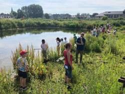 Une belle journée pour les écoliers sur les Bassins