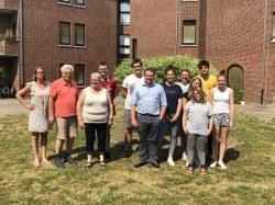 Eté solidaire au CPAS de Frasnes-lez-Anvaing